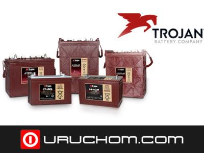 Akumulatory Trojan Gdynia
