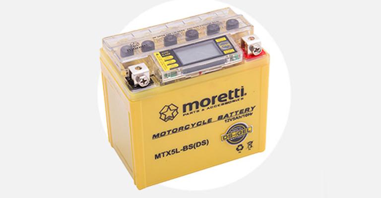 Akumulatory Moretti Gdynia